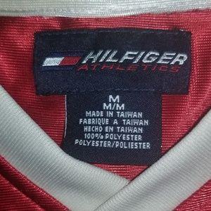 Tommy Hilfiger Shirts - Mens Tommy Hilfiger Athletics Flag Size Medium